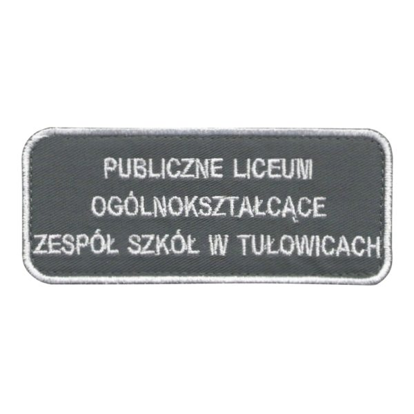 "<font color=""white"">9</font>Plakietka Klasa Mundurowa"