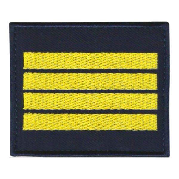 """<font color=""""white"""">9</font>Plakietka kadeta IV klasy szkoły wojskowej"""