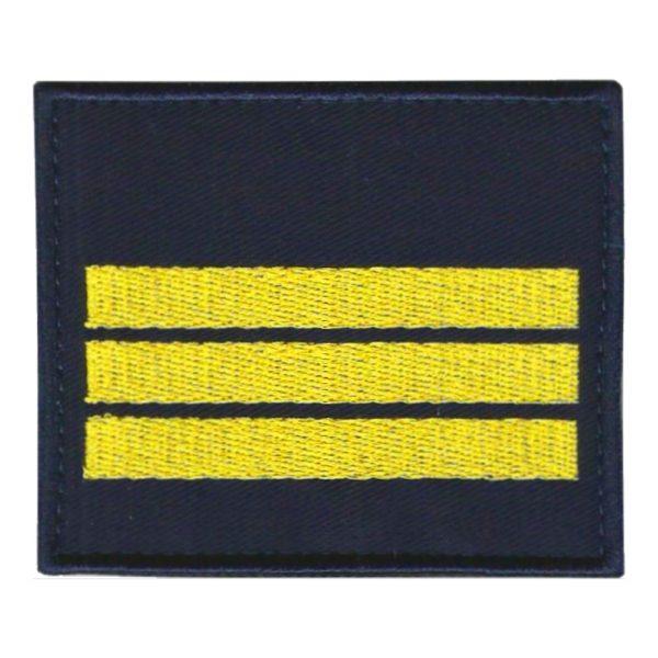 """<font color=""""white"""">8</font>Plakietka kadeta III klasy szkoły wojskowej"""